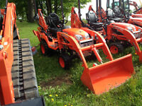 Barley used 2014 Kubota BX25D. Save some money and the tax!!