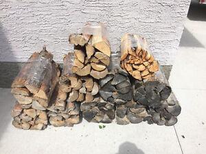 Campers firewood bundles delivered before the weekend