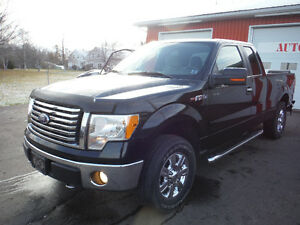 2010 Ford F-150 EXT 4x4 XLT