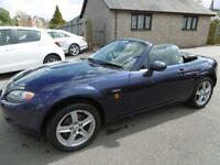 2007 Mazda MX 5 1.8i Icon Convertible 2dr 2 door Convertible