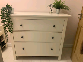 TODAY IKEA Hemnes Chest of 3 Drawers DELIVERY
