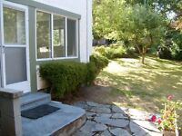 Quiet home available for summer sublet by the week