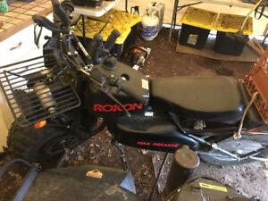 2011 Rokon Trailbreakers
