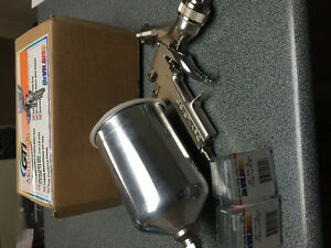 Devilbiss gti millennium spray gun London Ontario image 1