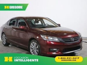 2014 Honda Accord Sport AUTO AC GR ELECT MAGS BLUETOOTH CAMERA