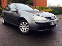 GOLF 1.9 TDI SE 5 DOOR+LONG MOT+