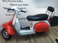 Vespa Px 125 scooter