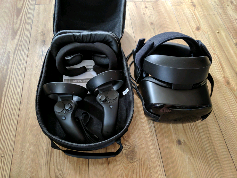 Samsung Odyssey Plus VR Headset   in Norwich, Norfolk   Gumtree