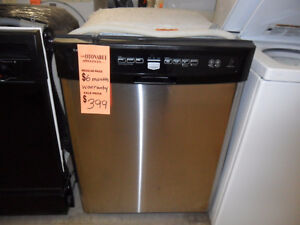 Dishwashers; Built In and Portable, ON SALE