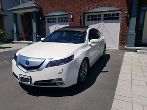 2011 Acura TL Tech SH-AWD (BRAND NEW ENGINE)