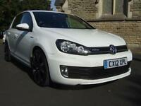 VW Golf GTD TDI