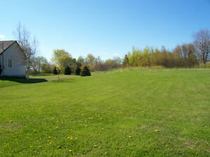 MOTIVATED TO SELL - Beautiful building lot in Bouctouche, NB
