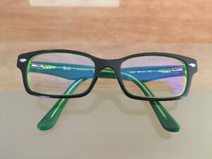 Ray-Ban RB1530 3665 Kids 8-12 Prescription Glasses in Dark Brown
