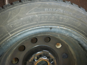 """15"""" Winter Snow tires for Sale"""