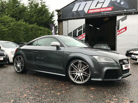 "Audi TT RS 2.5T Quattro, 12 Reg, 41k, Daytona Grey, Nav, 20"" Alloys, Big Spec!!!"