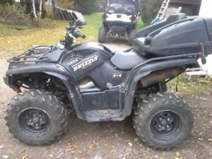 Yamaha Grizzly 550 (((Parts)))