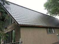 METAL ROOFING AND HIGH PERFORMANCE EXTERIORS. LIFETIME WARRANTY