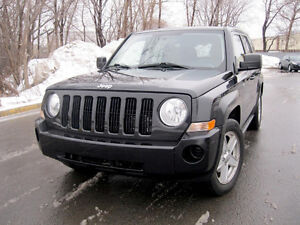 2010 JEEP PATRIOT FWD !!! 107,000KM !!! AUTO – SUPER PROPRE