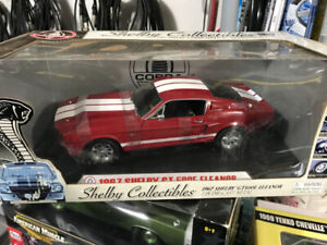 Ford Mustang Shelby 1967 gT 500 E diecast 1/18 die cast