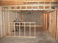 Kitchen and Basement Remodeling