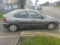 2000 Renault Megane 1.6cc ( NOW £250 TO CLEAR )