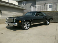 Beautiful 1974 Chevelle with a 468 big block & factory 4-speed