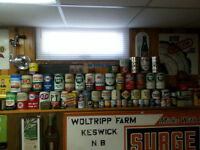 Vintage Oil & Gas and Soda Pop Items and much more...