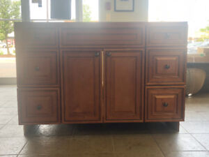 ------Solidwood 48inches Vanity base On SALE $499 ONLY