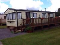 6 berth caravan to rent near Tenby - 3 bedrooms