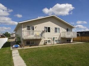Innisfail Location:  4 Plex.  Looking for Revenue Property?