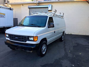 2007 Ford E-250 Other  cargo van