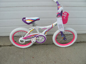 "NEW ""LITTLE PRINCESS"" GIRLS 16"" BIKE"