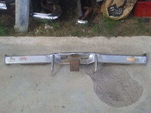 Factory used rear bumper from a 1968-70 Dodge Charger BP0118
