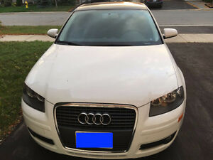 2008 Audi A3 Hatchback 2.0 Turbo