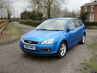 2005 FORD FOCUS 2.0 TITANIUM - SERVICE HISTORY - FULLY LOADED