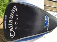 Re: CALLAWAY XJ SERIES JUNIOR DRIVER AND HEAD COVER
