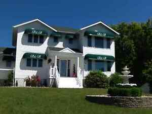 Towns edge bed and breakfast