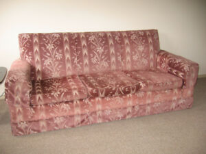 Clean, Comfortable Couch