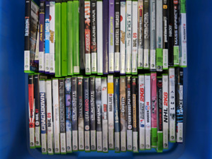 Xbox 360 games / ps3 games