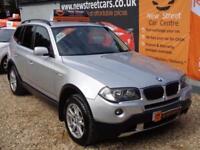 BMW X3 2.0 20d SE 5dr Silver Manual Diesel, 2005