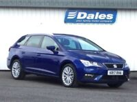 2017 Seat Leon 1.6 TDI SE Dynamic Technology 5dr DSG 5 door Estate