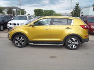 2012 Kia Sportage EX LUXURY AWD