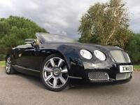 Bentley Continental 6.0 GTC 2dr PETROL AUTOMATIC 2006/56