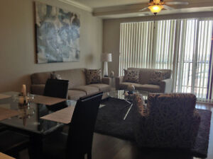 FULLY FURNISHED LUXURY CONDO FOR RENT- DOWNTOWN GUELPH