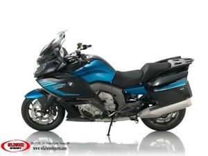 2016 BMW K1600GT Special Cosmic Blue Metallic/Black Storm Metall