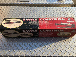 Sway control new in box