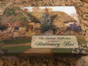 Stationery Box - The Cottage Collection