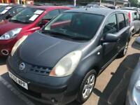 2006 Nissan Note SV. IMMACULATE. MOT. TAX.