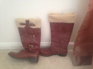 Women's size 6 riding boots