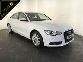 2014 64 AUDI A6 SE TDI ULTRA DIESEL 1 OWNER SERVICE HISTORY FINANCE PX WELCOME